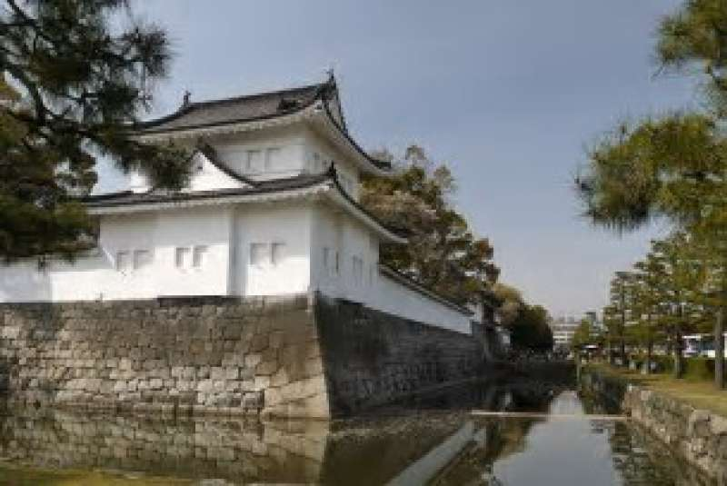 The castle which witnessed the important Japanese history