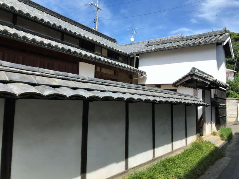 Art House Project Kadoya, in Houmura area