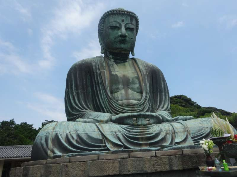 Great Buddha of Kamakura is the symbol of Kamakura. This is only a national treasure in Kamakura. It is definitely a must-see spot .