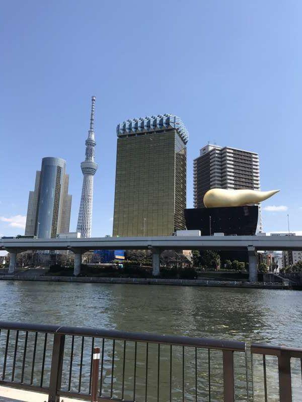 Skytree & Sumida Park