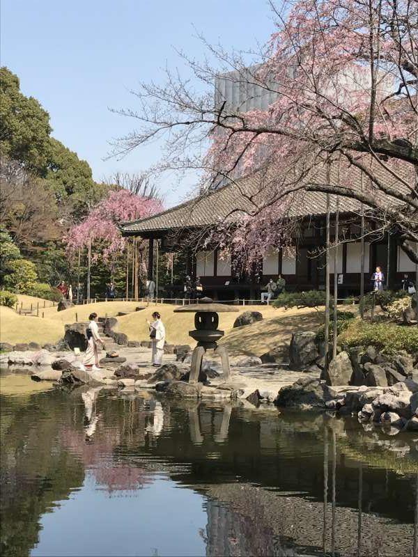 Depoin Garden at Asakusa