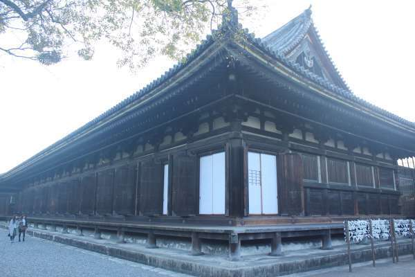 Sanjyu-sangendo temple (East side)