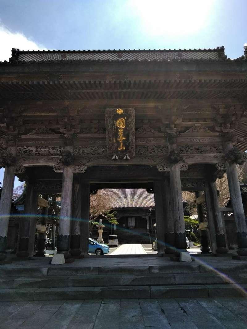 Koryuji Temple It's the oldest temple in Hakodate.
