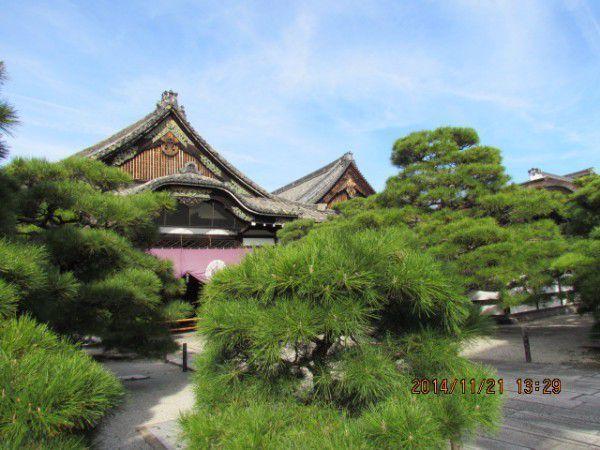 Shiro shoin at Nishi Hionganji Temple