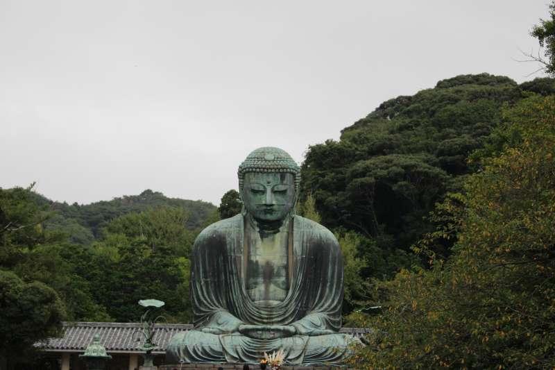 Kamakura-daibutsu, symbol of Kamakura