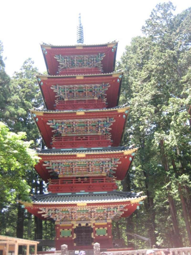 five stories pagota