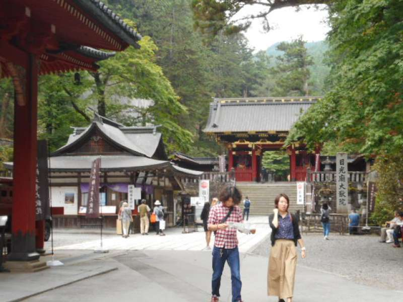 Taiyuin Temple (The Mausoleum of the Third Edo Shogun)