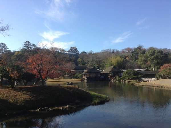 Genkyu-en Garden & Castle Tower