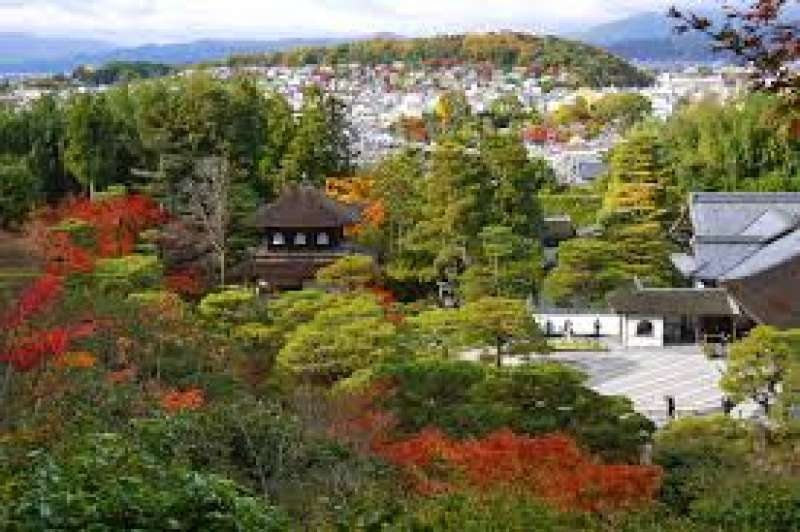 Silver Pavilion (Gingakuji Temple)