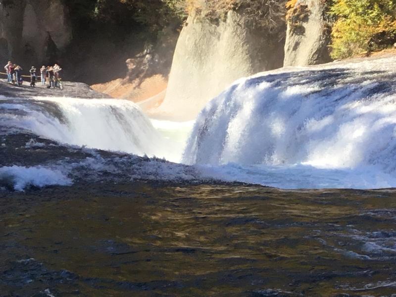 Fukiware water falls in Gunma