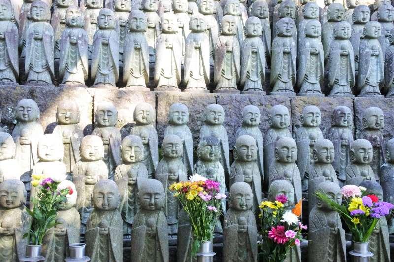 Jizo bodhisattva at Hase temple