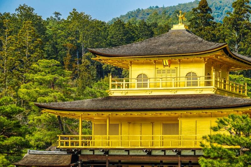 Kinkakoji temple
