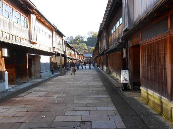 Higashi Chaya Geisha entertainment district