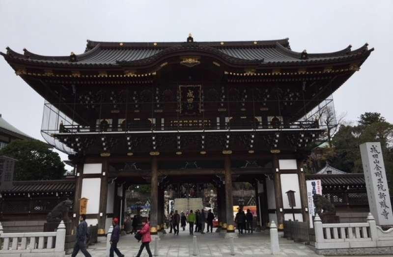Narita-san Main gate
