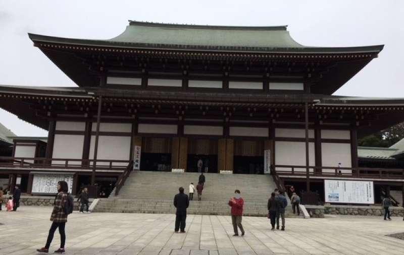 Naritasan Main Hall