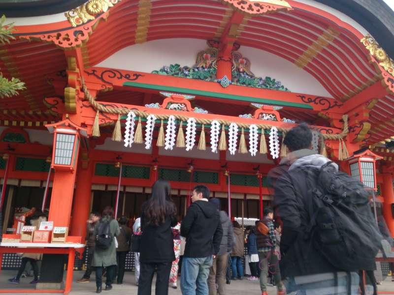 Quick half-day Fushimi Inari Shrine tour from Kyoto Station