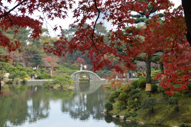 Shukkei-en Japanese Garden
