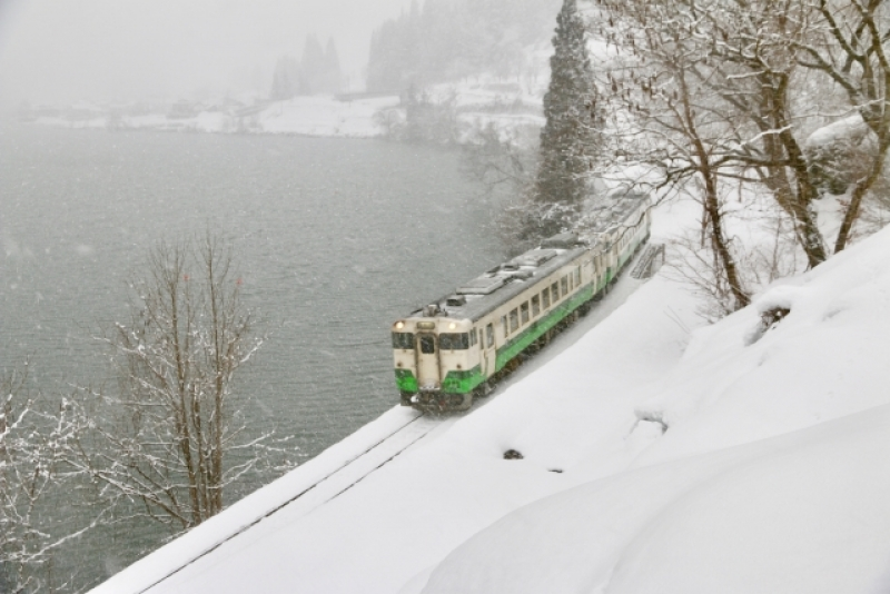 JR Tadami Line