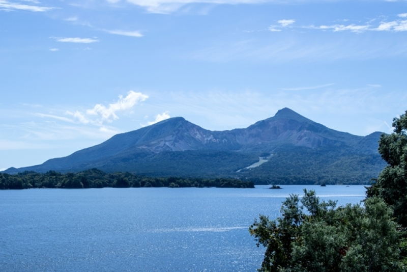 Urabandai(Mt. Bandai & Lake Hibara)