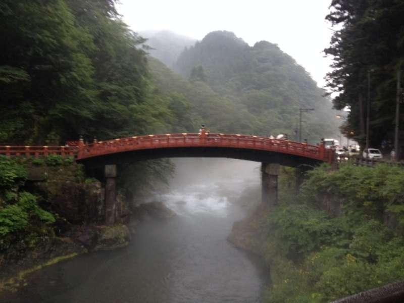 Shinkyo, Sacred-Bridge