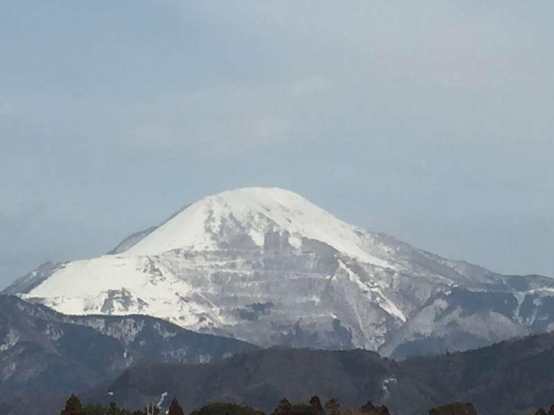 Mt. Ibuki (伊吹山)