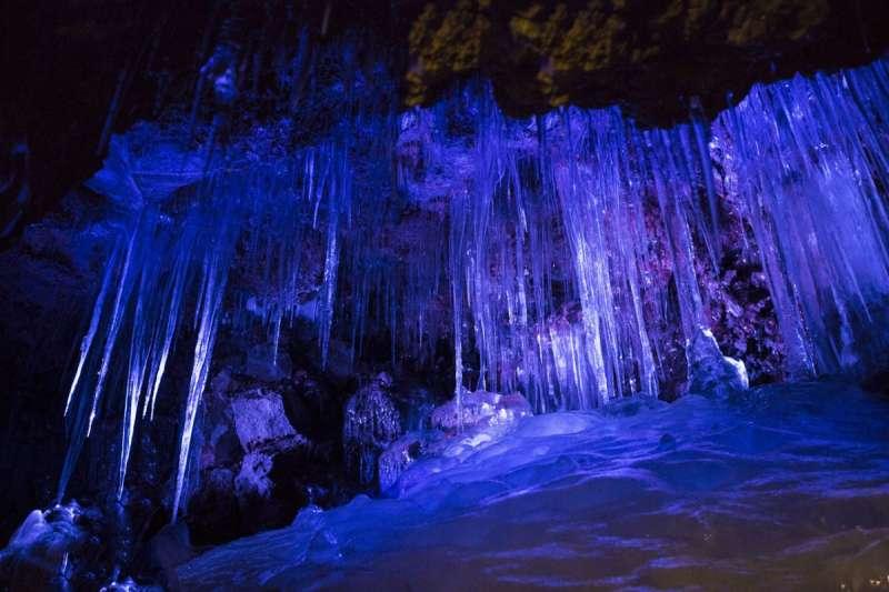 Option : Narusawa Ice Cave