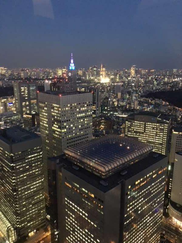 Shinjuku (Tokyo Metropolitan Government Bldg.)