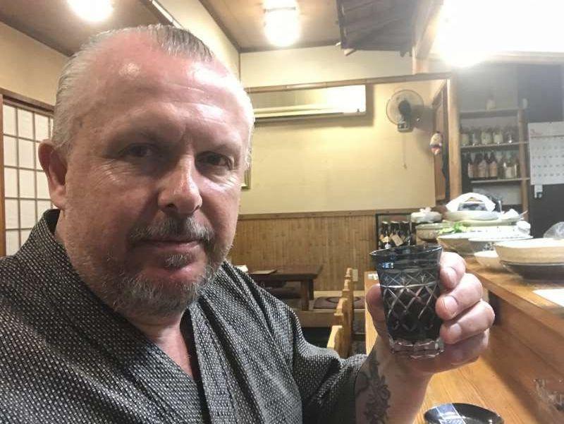 A little more Sake tasting