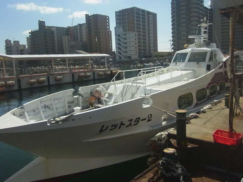 Akashi port