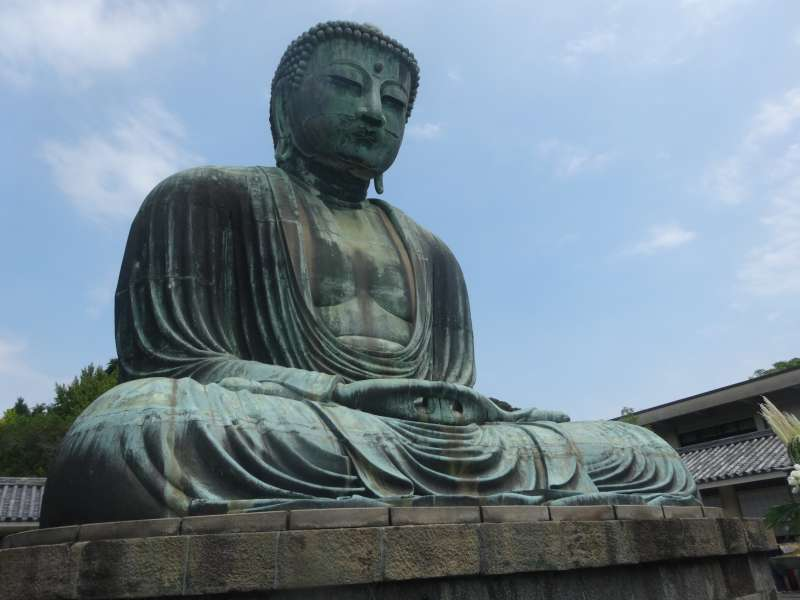 Kotokuin Temple (Great Buddha of Kamakura)