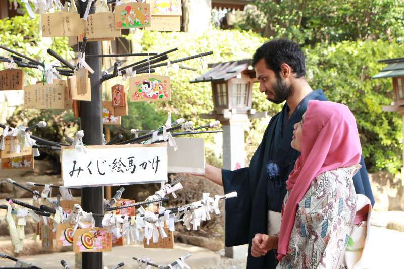Home visit and kimono experience!!  The precious local tour.