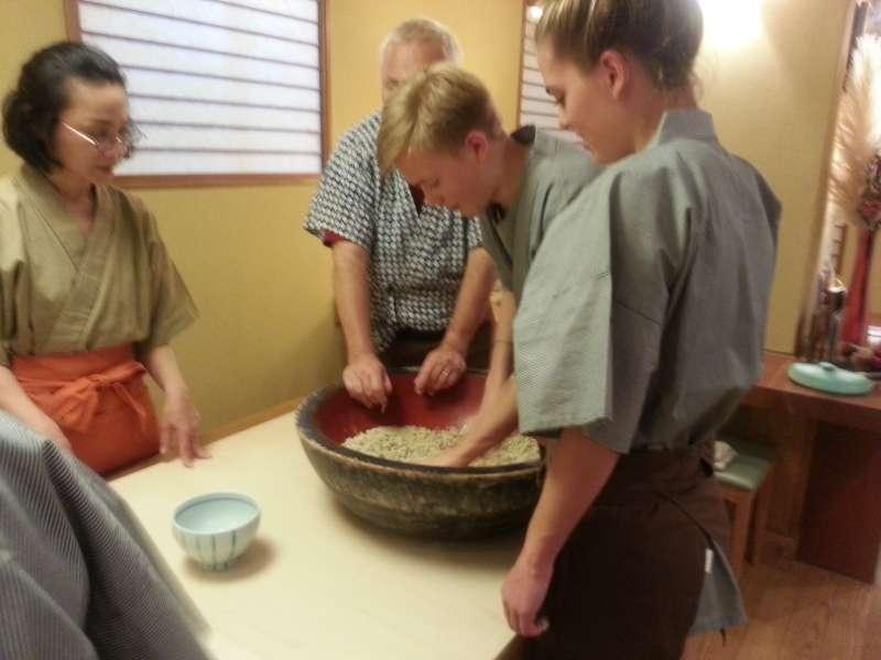dough mixing