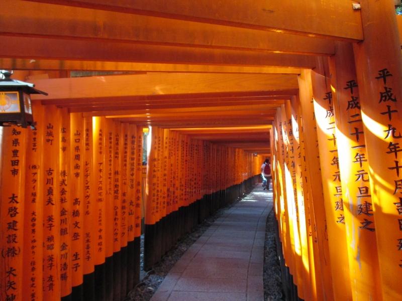 Fushimi Inari : Senbon Torii Gates