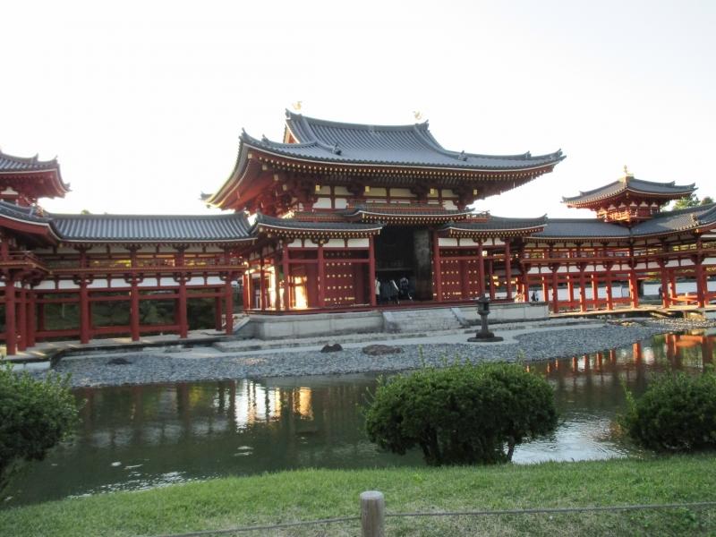 Byodoh-in Hohoh-do (Phoenix Hall) in Uji city