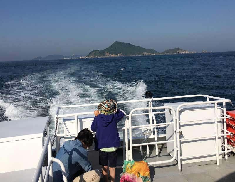 Kami-shima Island