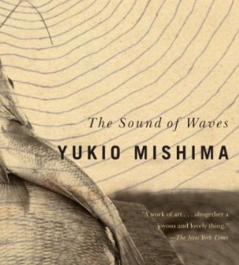 Yukio Mishima wrote love story novel titled