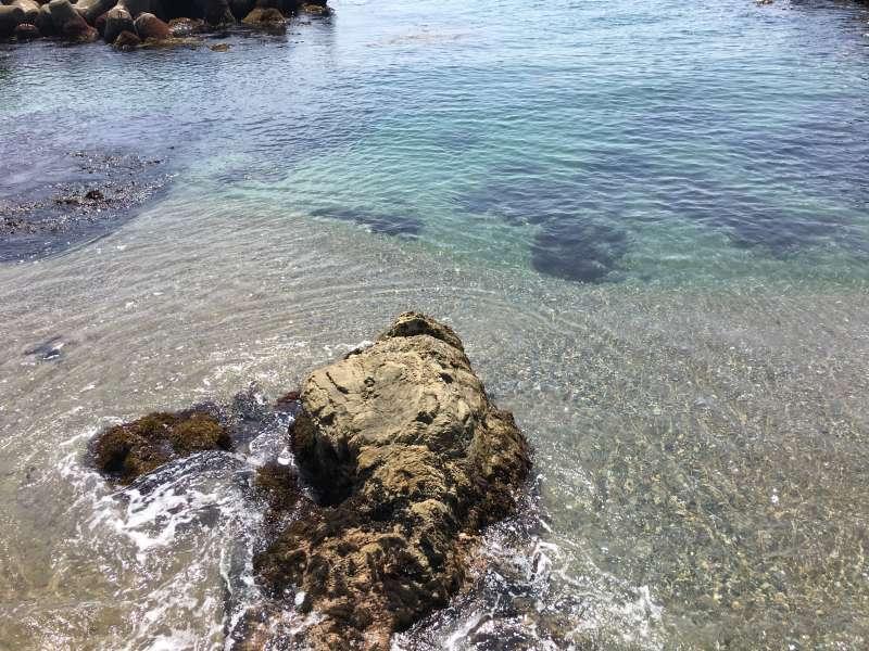 Clean Ocean Water