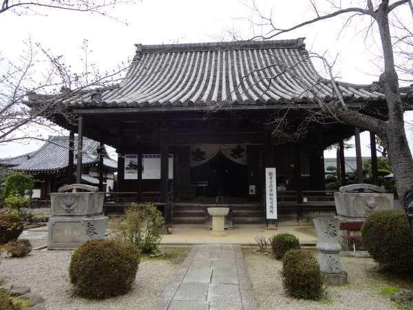 Main Hall at Tachibana Temple