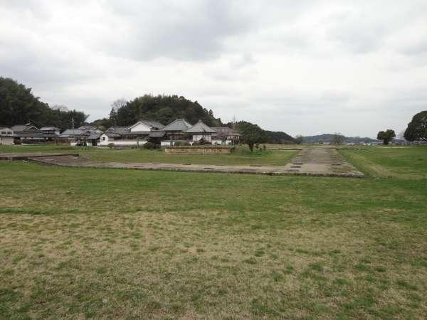 Kawahara Dera Temple site