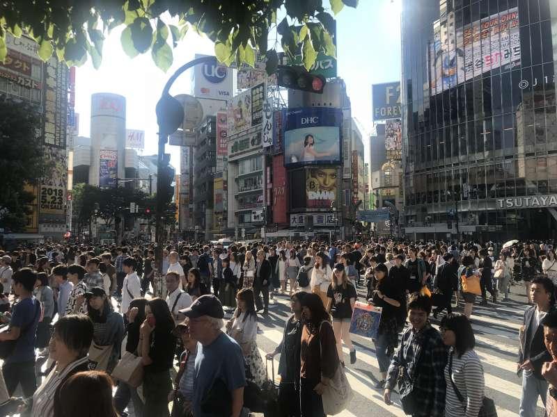 Cruzamento(Shibuya)