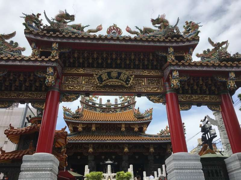 Japan's first China Town