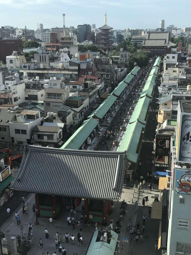 Asakusa Senso-ji Buddhism temple