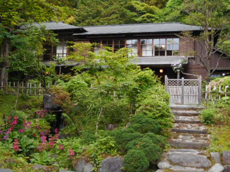 Kanaya Samurai House: The First Cottage for Westerners
