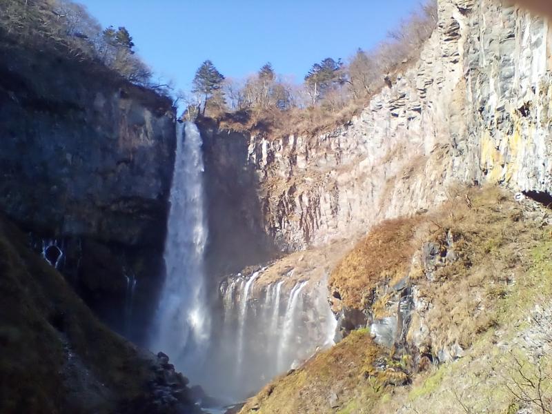 Kegon Falls (Nov. 21, 2019)