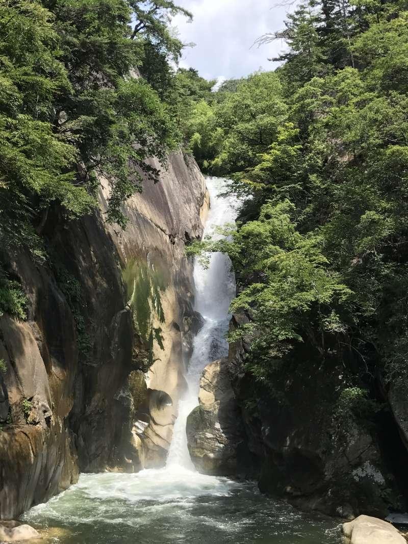 SENGATAKI water fall