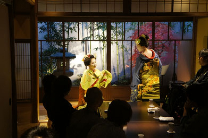 See how maiko/geiko are performing ... !