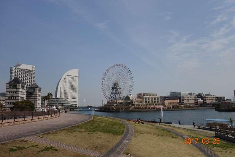 Yokohama area