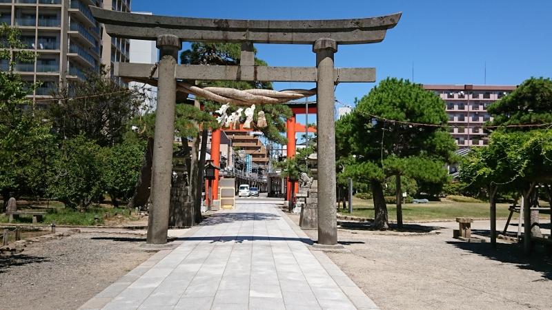 From Hakusan Shrine to Furumachi Arcade