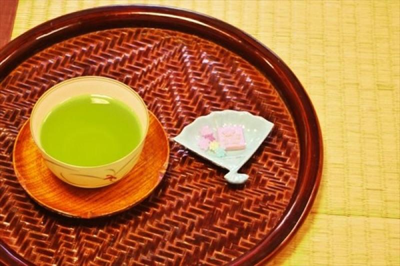 Some tea service