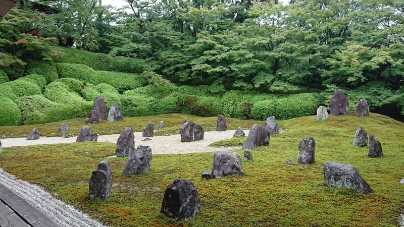 My favorite rock garden in Kyoto